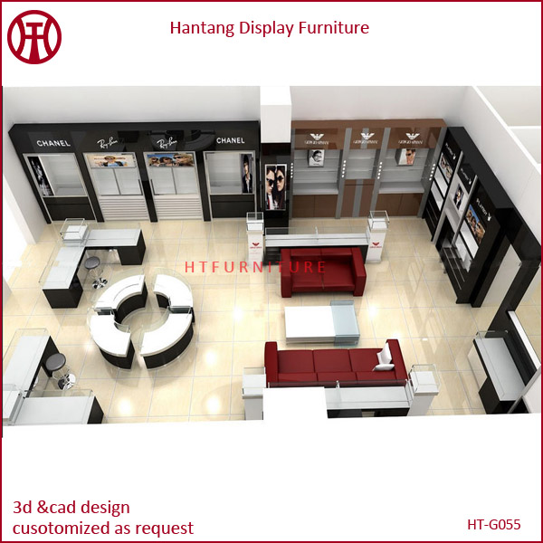 Factory Supply Optical Showcase Design Furniture_1936684273 on Work Floor Plan Layout