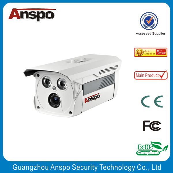 Anspo New Design Good for IR Waterproof CCTV D/N Version 700TVL Fixed focus CCTV Camera Factory Guangzhou