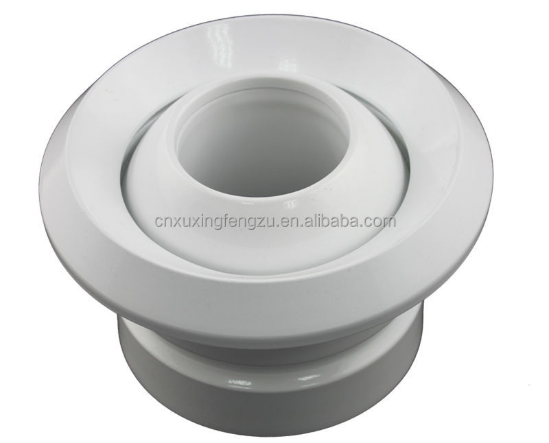 High Quality Round Auto Air Conditioning Vents Jet Nozzle Diffusers