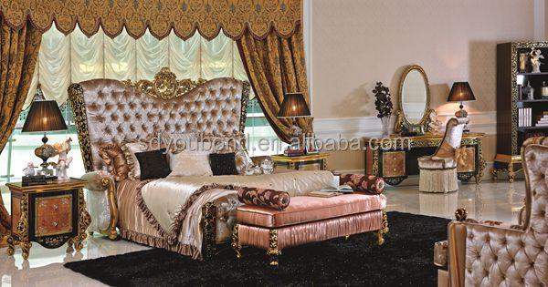 Bedroom Furniture Dubai 0061 luxury classic bedroom furniture set dubai bedroom furniture