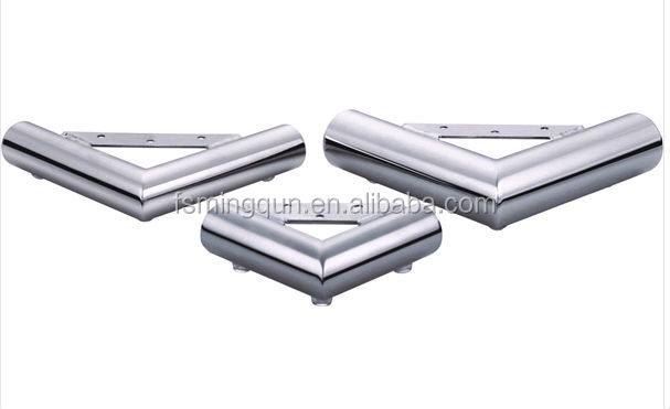 Stainless Steel Chrome Furniture Legs For Sale(M 036)