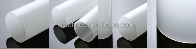 large diameter acrylic tube  used for light decoration  medical industry polycarbonate tube