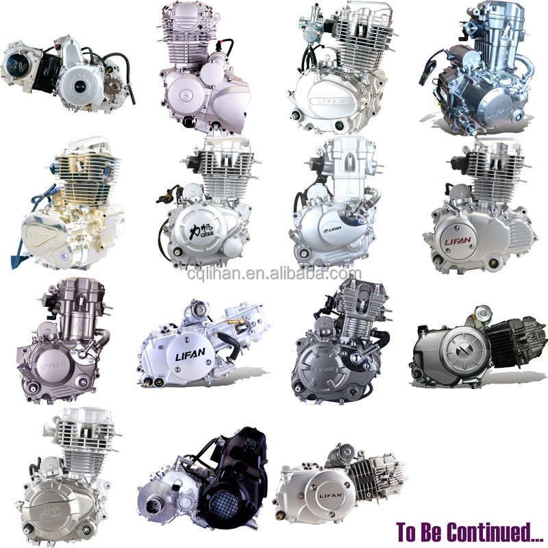 Lifan Air Cooled Engine 250 Cc For Motorcycle With Balance Shaft ...