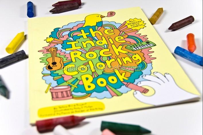 Venta Caliente De La Historieta Diseño Libro Para Colorear Con Agua ...