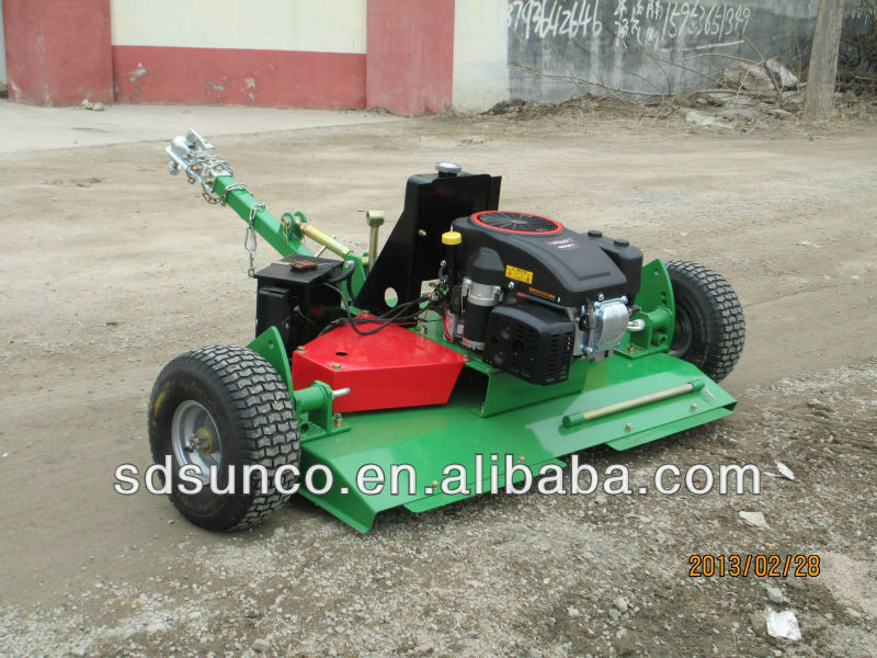 Tractor Implement Towable Grass Mower Slasher Machine