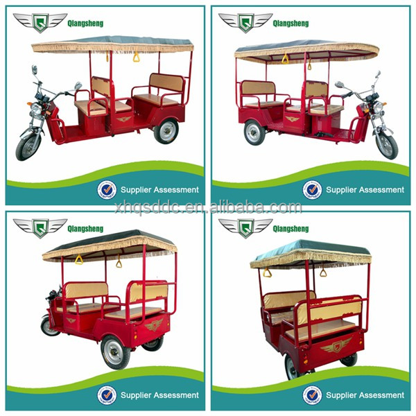 I CAT eco-friendly three wheeler e rickshaw price list in delhi tuk tuk for sale