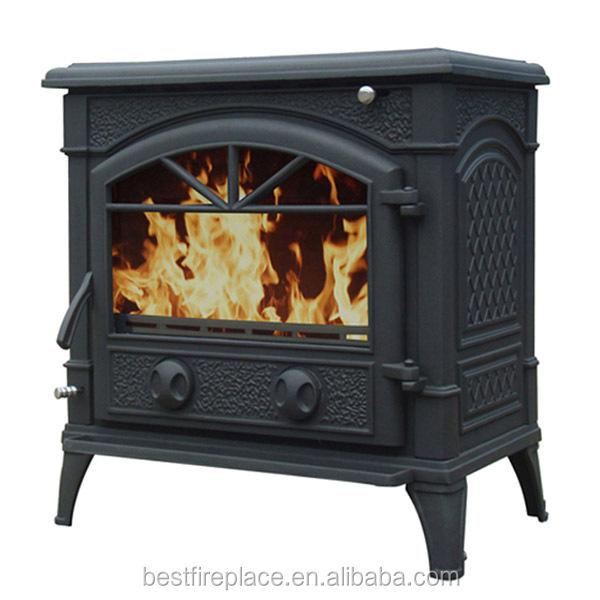 Zero Clearance Cast Iron Wood Burning Stove Buy Zero