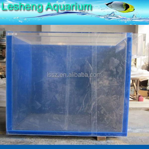 Large Glass Aquarium Decorations