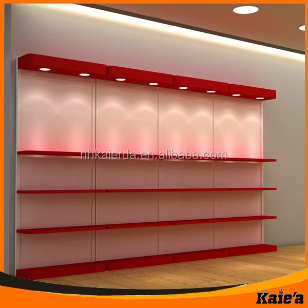 Boutique Fashion Accessories Display Cabinet/boutique Display ...