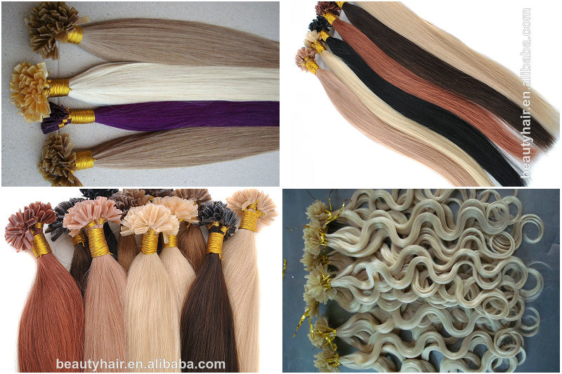 Beijing cheap 100% raw hair extension aliexpress straight tiny tip brazilian hair