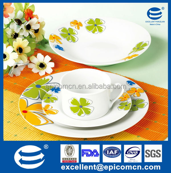 clean surface porcelain dinner sethigh quality dinnerware set table dinner set simple design  sc 1 st  Alibaba & Clean Surface Porcelain Dinner SetHigh Quality Dinnerware SetTable ...