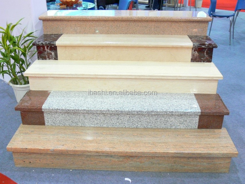 Variety Color Marble Steps Marble Stairs
