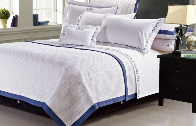 Kosmos Home Textile Summer Quilt 100 Cotton Bed Cover Set