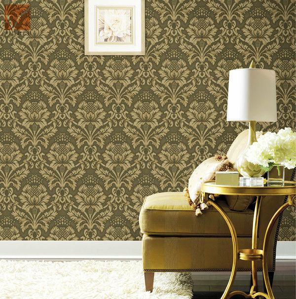 Geprägte Tapete Aus Schwerem Pvc Mit Italienischem Design Für Wohnzimmer -  Buy Pvc-tapete,Schwere Prägetapeten,Pvc-tapete Italienisches Design Product  ...