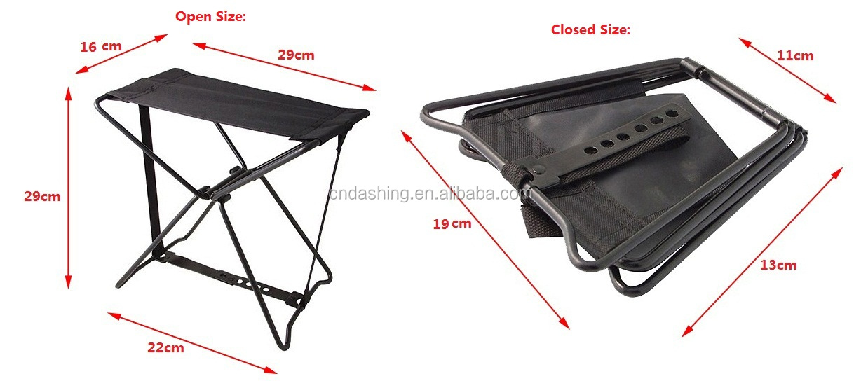 Charming Pocket Chair Part - 12: Best Selling Amazing Pocket Folding Pocket Fishing Chair As Seen On TV