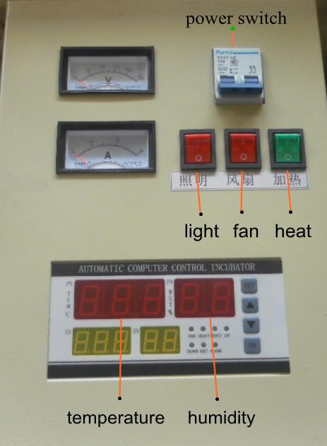 Xm-36 Incubator Controller Digital Temperature Controller For ...