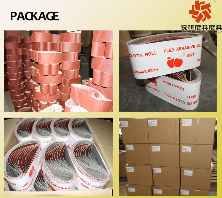 Wood Furniture Polish Materials Polishing Belt Product On