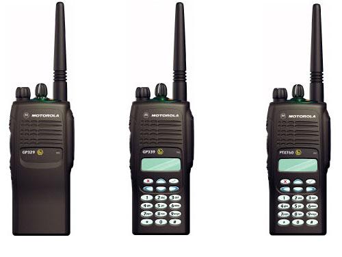 Motorola Intercom Gp329ex Explosion Proof Walki Talki