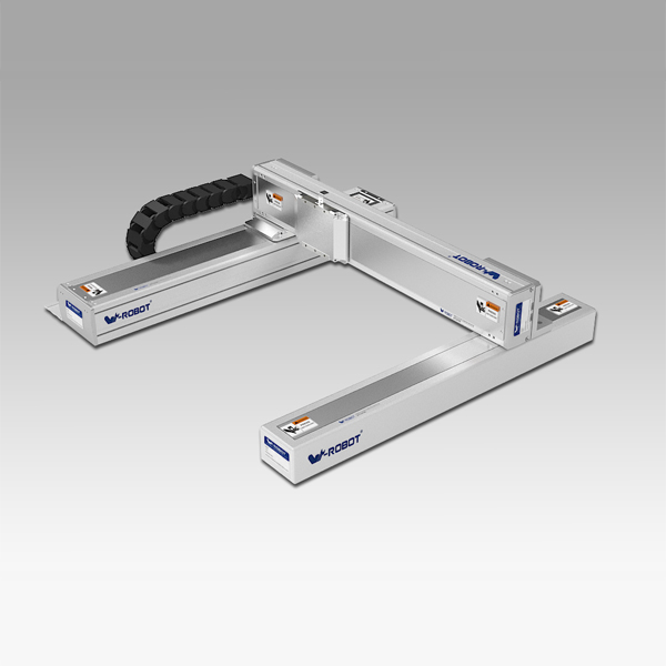 W Robot Integrated Fast Speed Linear Motor System With Xy