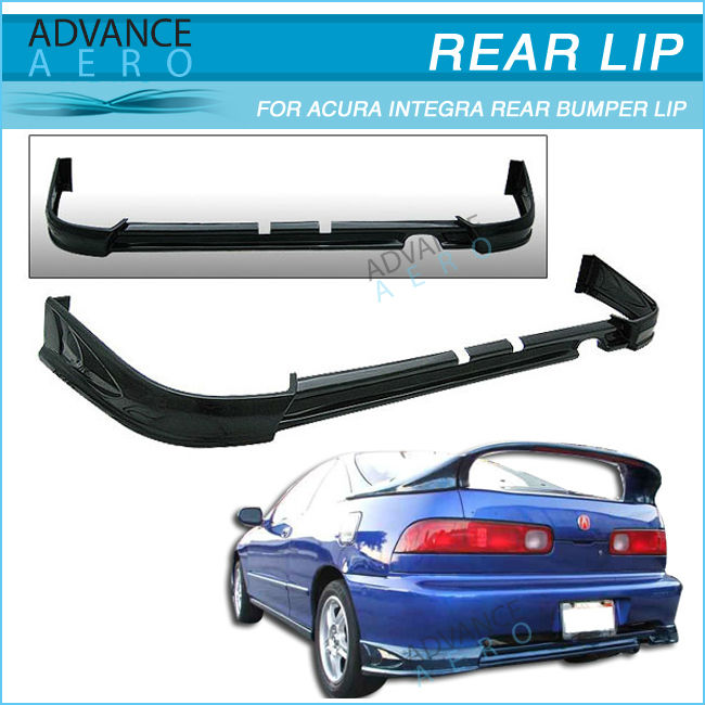High Quality Body Kit For 98 99 00 01 Acura Integra (abs) Plastic ...