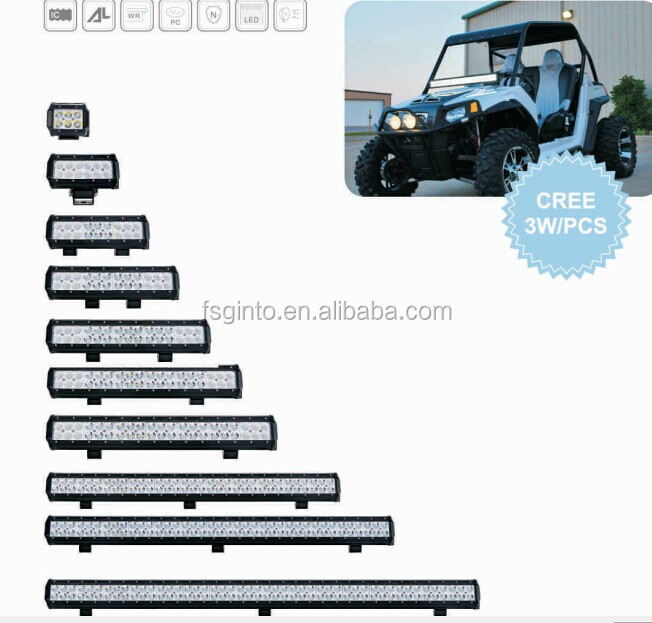 22 Inch 126w Cree Led Light Bar Flood Spot Combo Work Lights 4wd ...