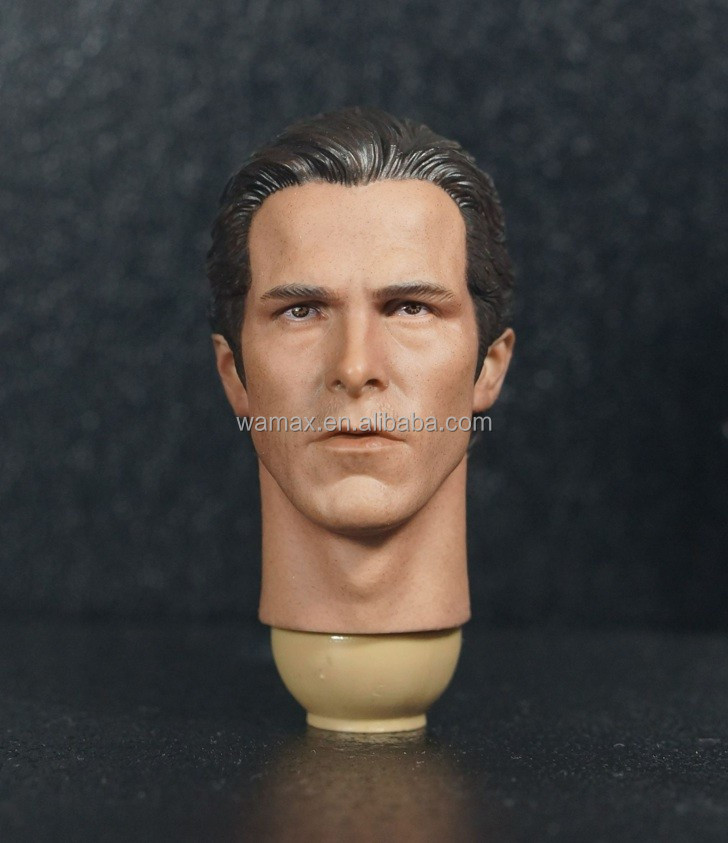Oem Plastic Movie Star Action Figure Head Manufacturer Made In ...