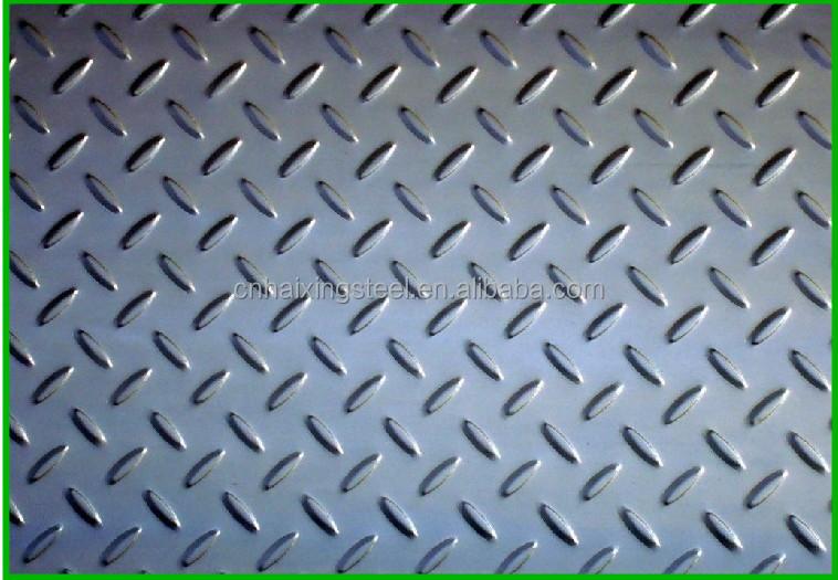 Mild Steel Checker Plate(q235b,Ss400,St37-2,St52,Astm A36,A283grc ...