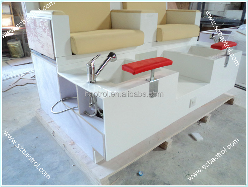 Used Pedicure Chairs For Sale >> China Manufacture Two Seats Pedicure Chair Luxury Spa Pedicure Chairs View Two Seats Pedicure Chair Baotrol Product Details From Shenzhen Baotrol
