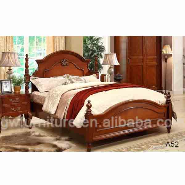 Indian wood double bed designs buy indian wood double for Latest model bed design