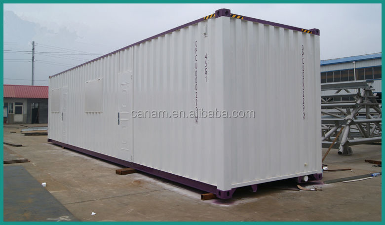 China quick build movable prefab container house