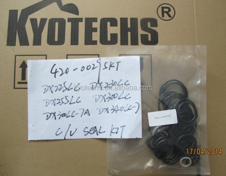 81E1-3104 SEAL R140LC-7 R180LC-9 R210LC-9 R210NLC-9 R235LCR-9 R240-7 R290LC-9 R305LC-7 R370LC-7 R360LC-9 SEAL