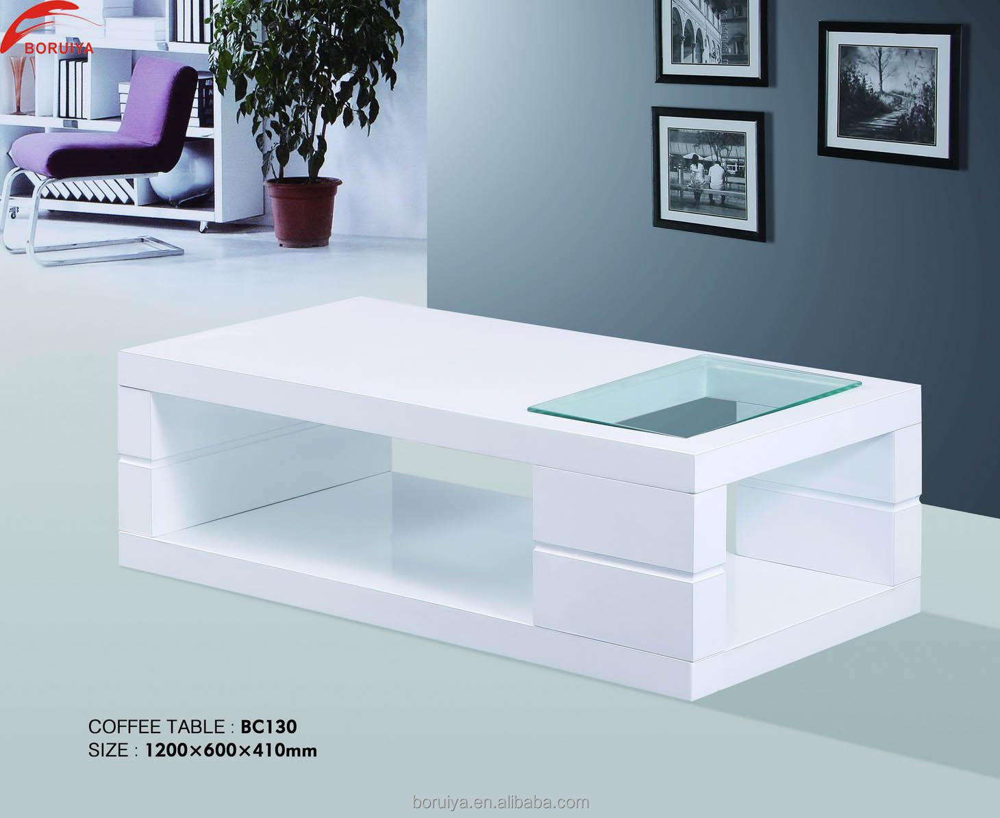 Contemporary Sofa Tables Glass Table For Living Room