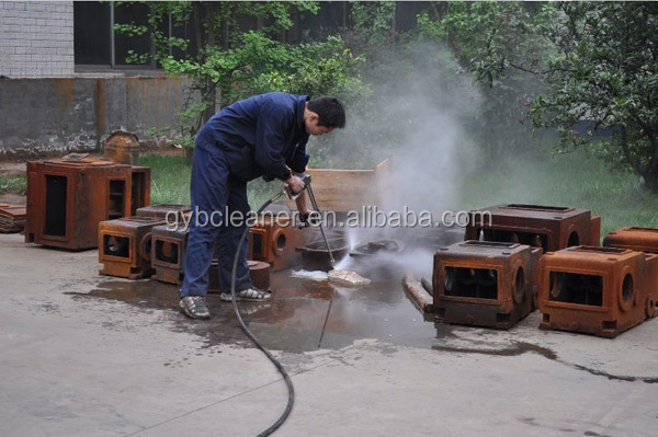 High Pressure Oil Drum Cleaning Equipment Oil Storage Tank Cleaning ...