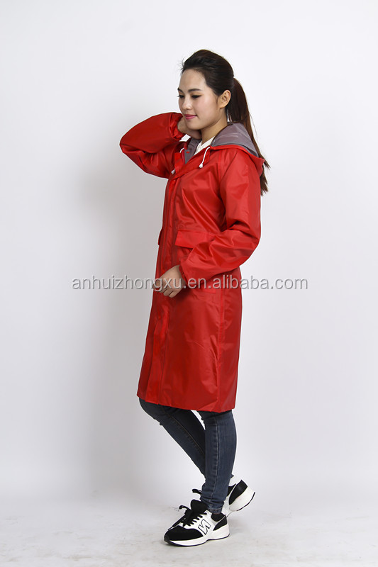 Girls Rain Jacket Girls Waterproof Jacket Ladies Pvc Raincoats ...