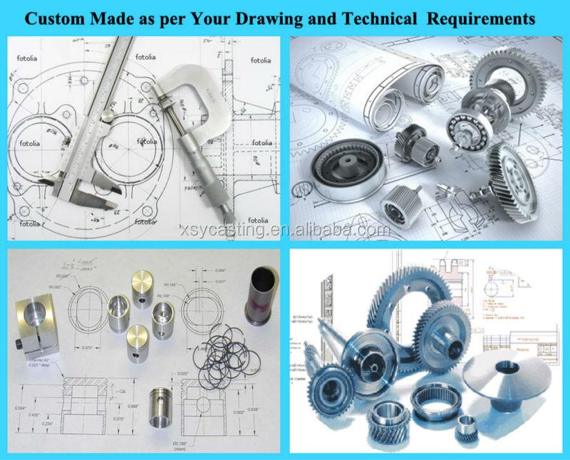 Aluminum Low Pressure Die Casting Parts Manufacturer