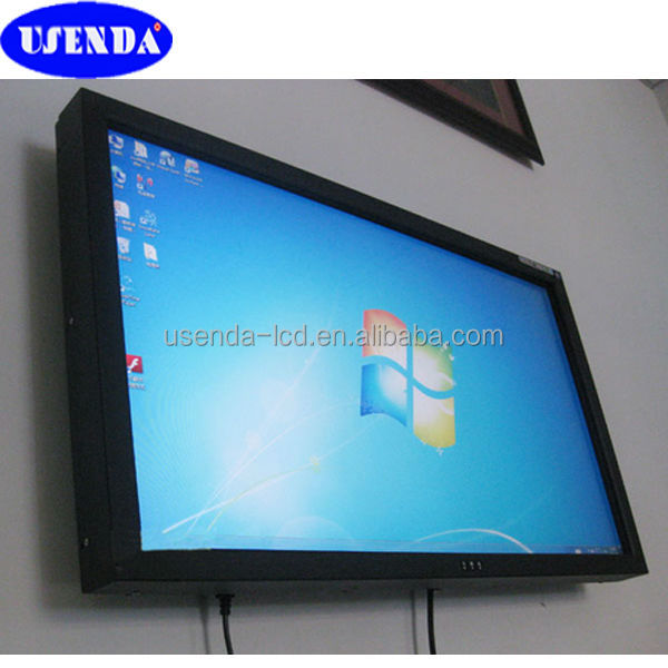 32 42 55 65 Inch Wall Mount Touch Screen Hp All In One Desktop Pc ...