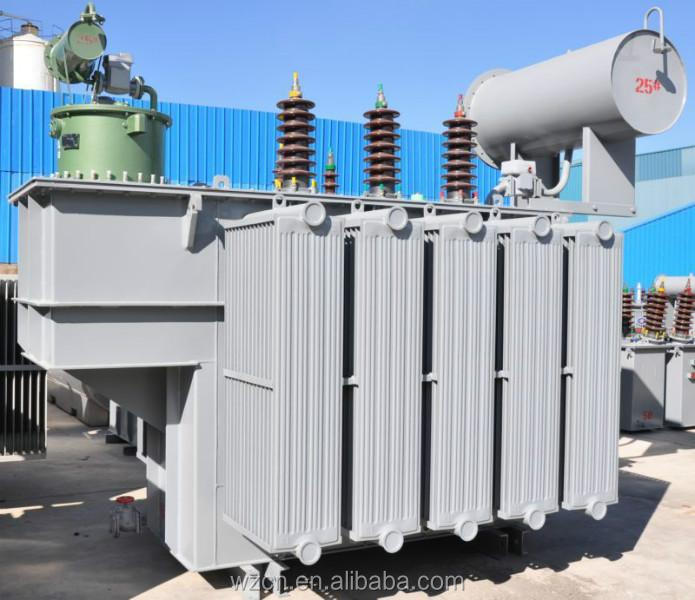 11kv Ip54 Oil Dry Type Power Transformer 1000 Kva Oil Transformers ...