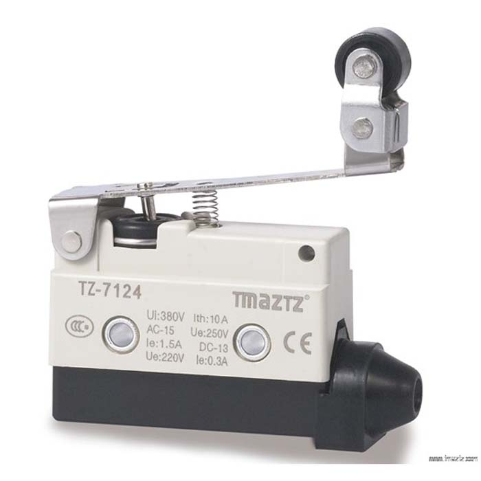 Ccc And Ce Certificate One Way Roller Lever Door Limit
