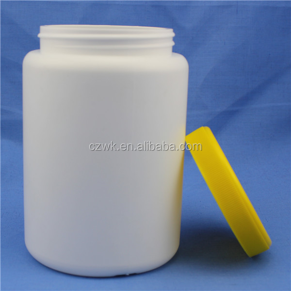 Good Sealing Ll Hdpe Plastic Bottle For Health Food & Daily ...