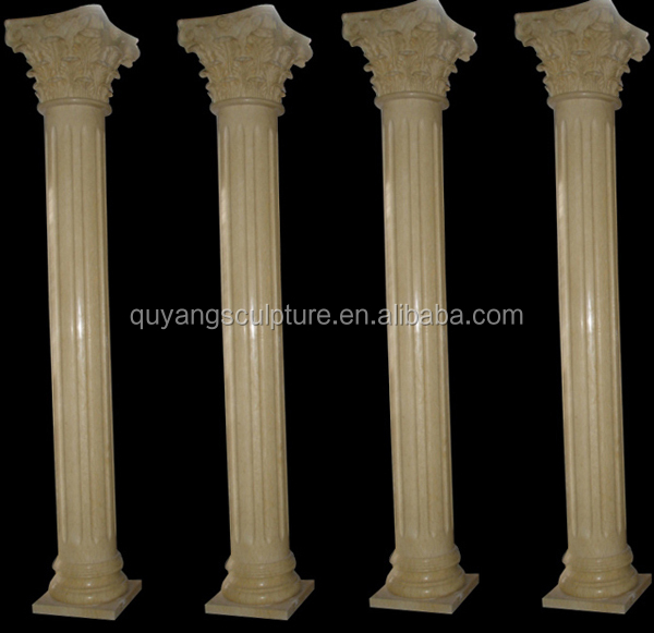 Cheap Roman Round Pillars
