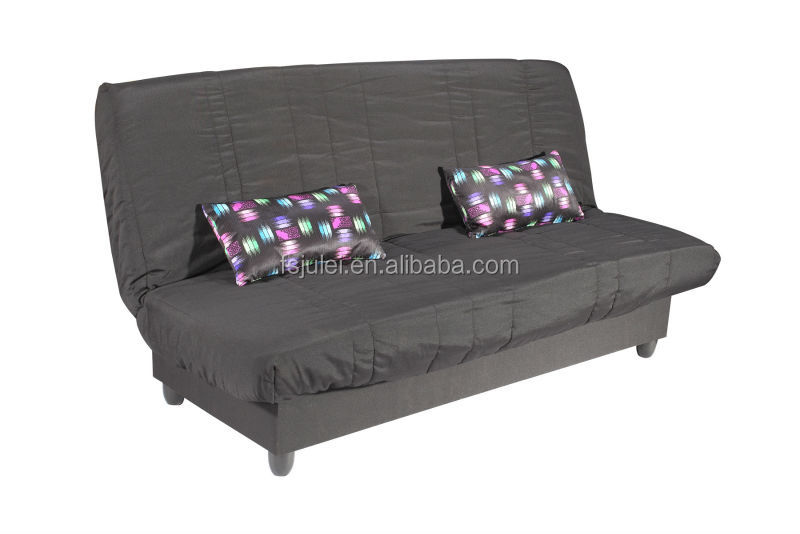 Living Room Folding Fabric Soft Clic Clac Sofa Bed