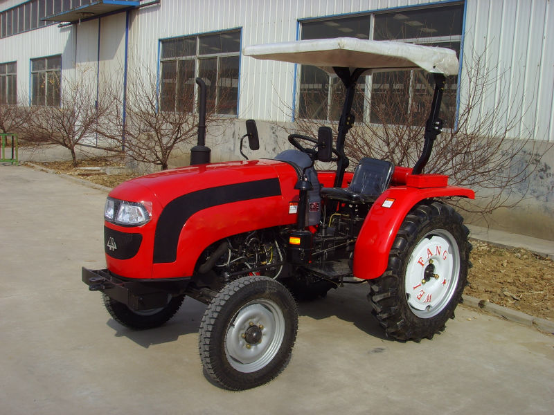 Henan Top Brand 25hp 4wd Farm Tractor For Sale Philippines