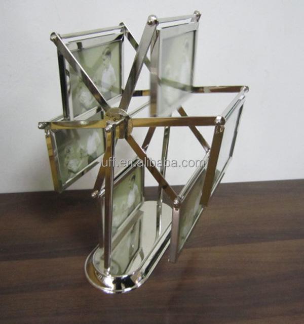 Alto Grado De Estilo Europeo Spinning Noria Metal Marco Mejor Regalo ...