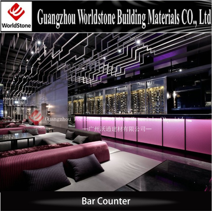 Commercial Lounge Bar Furniture Elegant Bar Counters Design - Buy ...