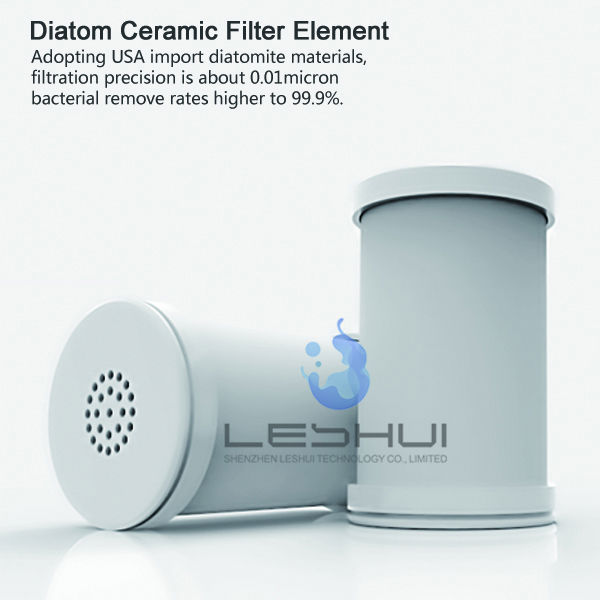 outdoor automatic purified ceramic water filter cartridge filling machine salt removal - Ceramic Water Filter