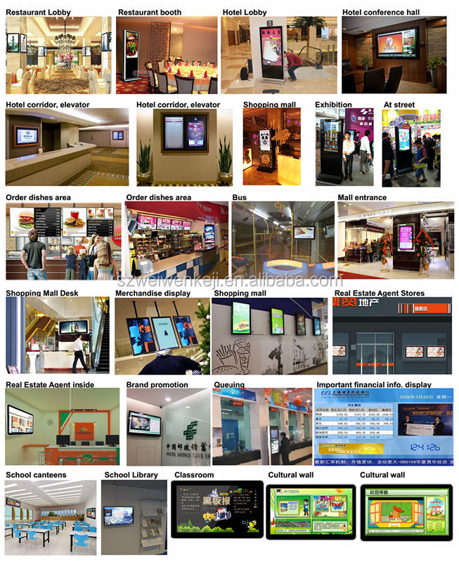 42inch Touch Screen All In One Pc Ip65 Waterproof Floor-standing ...