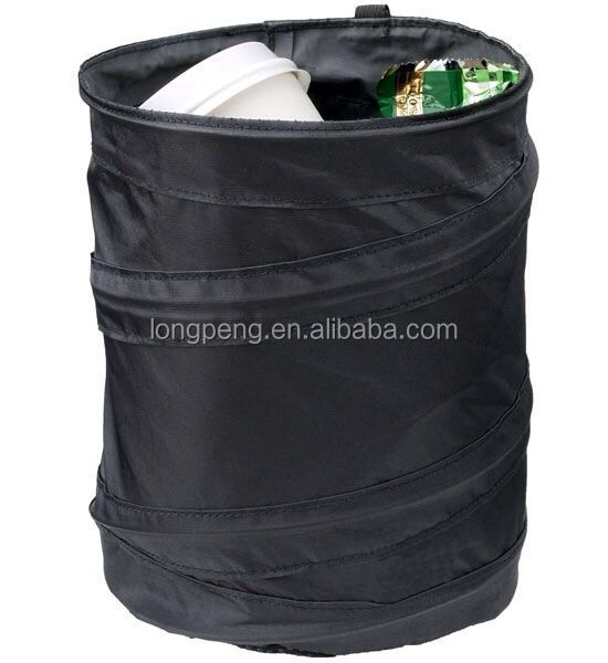 Small Collapsible Pop Up Trash Bin Perfec Mini For Rv