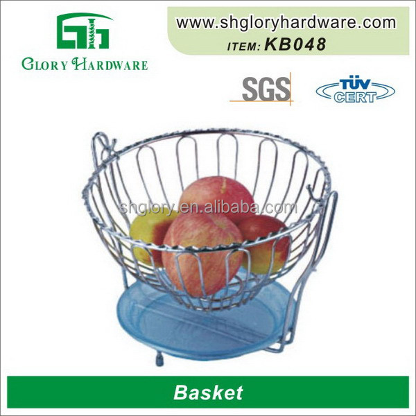 Warehouse Storage Customized Cheap Stainless Steel Fruit Plate