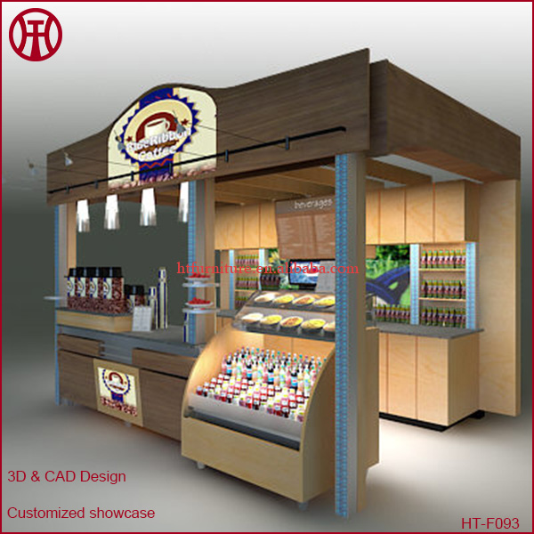 Exhibition Stand Revit : Fancy mall coffee kiosk buy