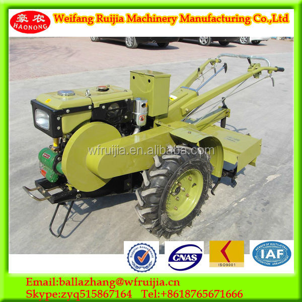 Alibaba China Supplier 15hp Diesel Strong Two Wheel Copy Japanese ...